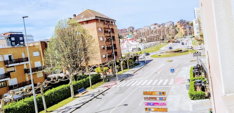 Piso en Santander - CANTABRIA de 2 habitacion/es por 550 €/mes