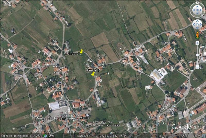 Finca Urbana en Monte (Santander) - CANTABRIA