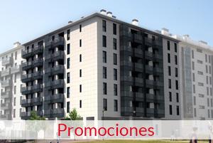 Promociones obra nueva Pamplona