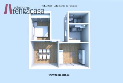 Apartamento en Lista - Madrid