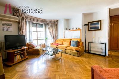 Apartamento en Guindalera - Madrid (Madrid)