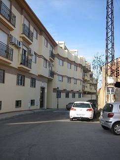 Ático en C/ Alamos, 20 - Las Gabias (Granada)