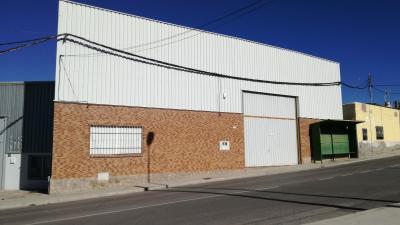 Nave Industrial en Onda (Castellón)