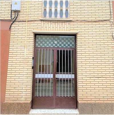 Piso en Monzalbarba (Zaragoza)