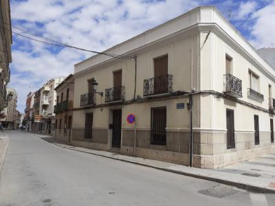 Edificio en Tomelloso (Ciudad Real)
