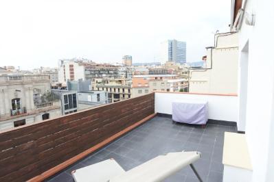 Ático en L´Antiga Esquerra de l´Eixample - Barcelona