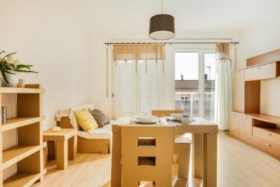 Relajante piso en zona Riera Miró