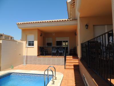 Chalet Individual en villa alegria - San Pedro Del Pinatar (Murcia)
