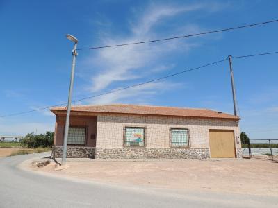 Casa en los peruchos - Avileses (Murcia)