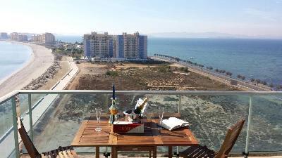 Ático en urbanizacion veneziola golf ESCUELA DE PETER - San Javier (Murcia)
