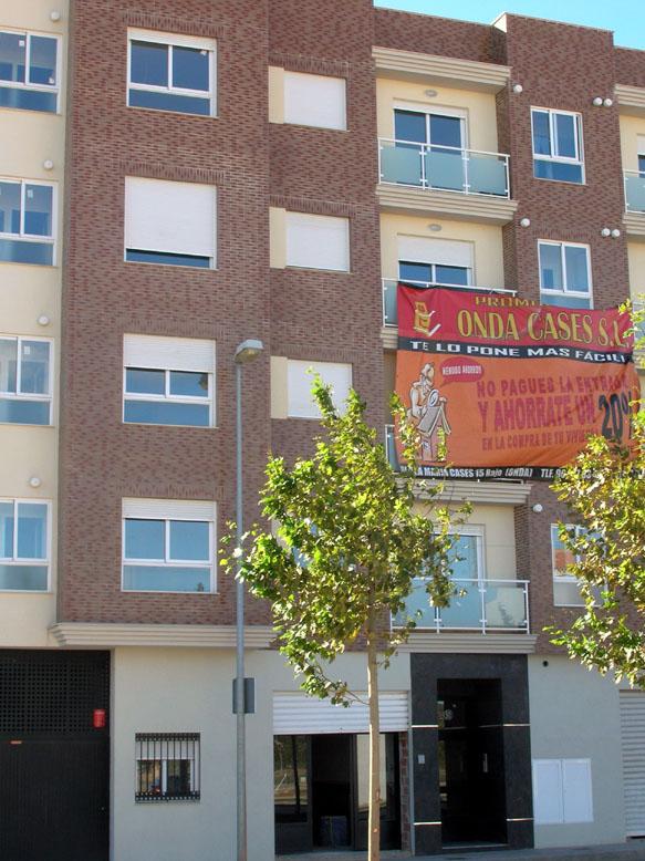 Piso en venta en Onda (Castellón), Espadan90-3C