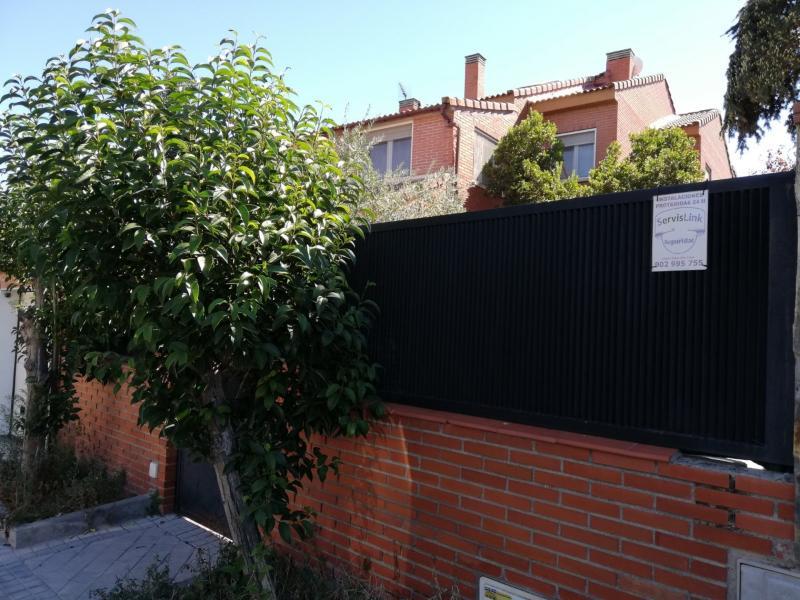 Chalet Pareado en Rivas-Vaciamadrid (Madrid)