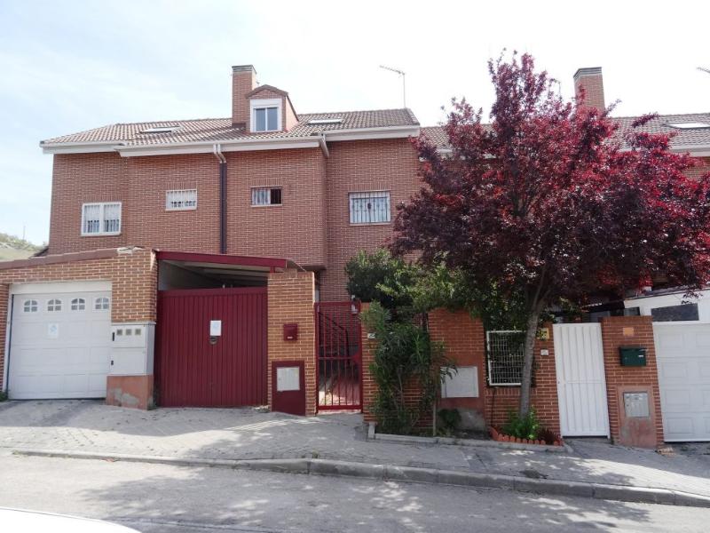 Chalet Adosado en Rivas-Vaciamadrid (Madrid)