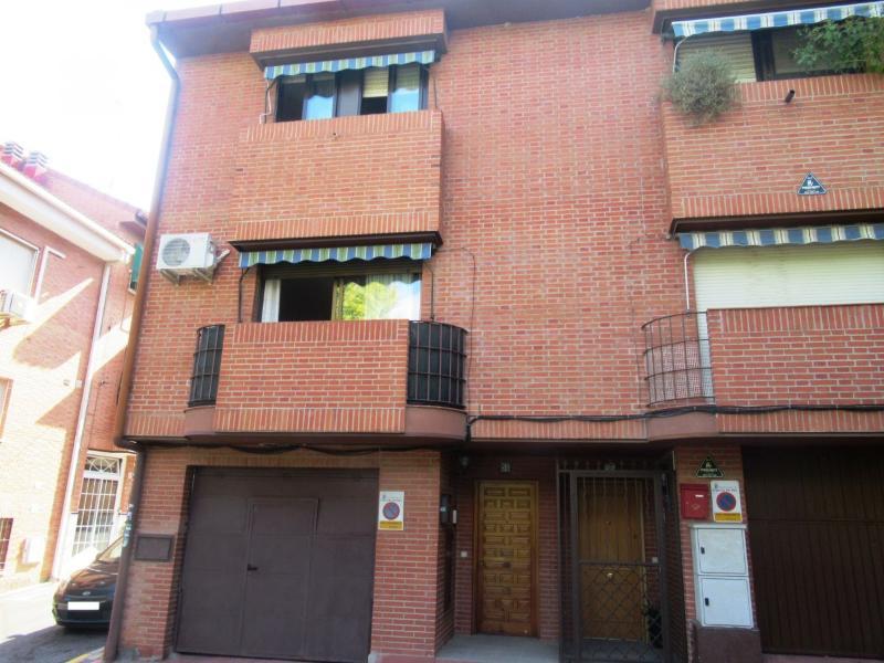 Chalet Adosado en Los almendros - Arganda Del Rey (Madrid)
