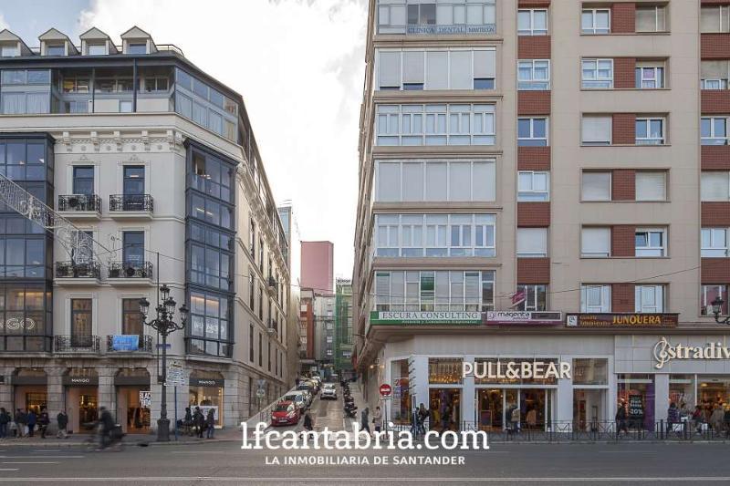 Piso en venta en Centro - Santander (Cantabria), PI 527