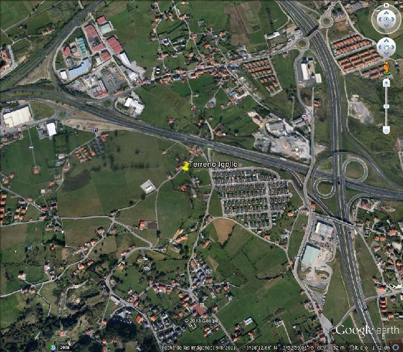 Finca Urbana en Igollo De Camargo - CANTABRIA