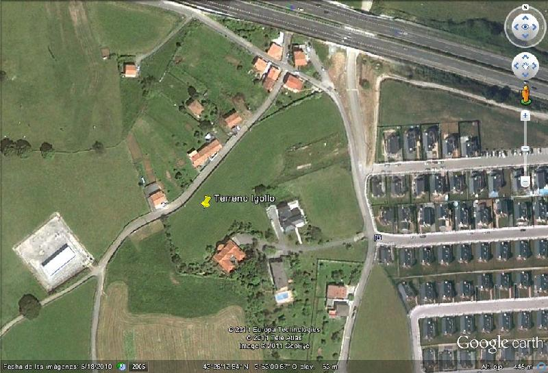 Finca Urbana en Igollo De Camargo (CANTABRIA) por 133.000 €