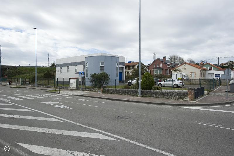 Nave Industrial en San Roman (Santander)