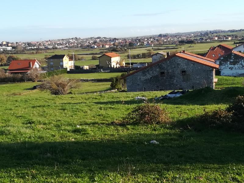 Finca Urbana en Prezanes - CANTABRIA