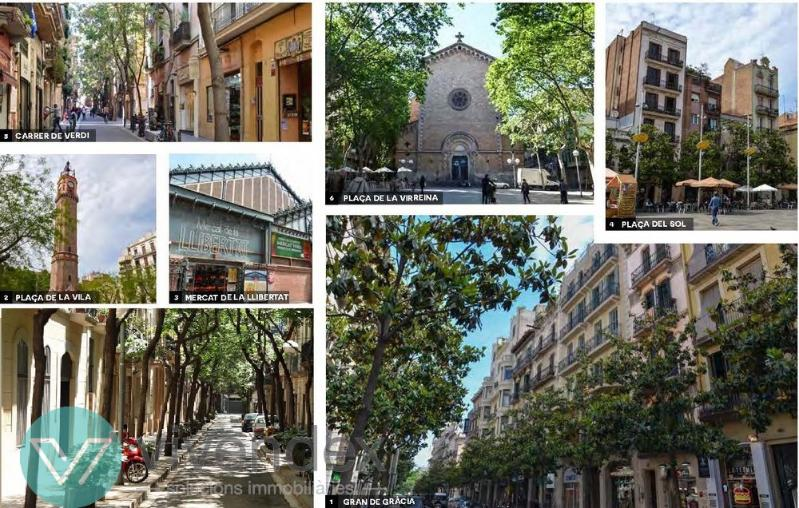 Pisos de obra nueva en el barrio de Gracia, Josep Torres
